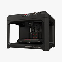 obj 5th makerbot