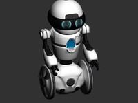 3d robot mip
