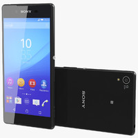 Sony Xperia Z4/Z3 Plus + Black