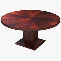 Bolier Atelier Round Dining Table (1)
