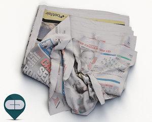 3d corriere sport newspaper