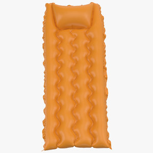 inflatable air mattress 2 3d 3ds