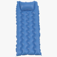 inflatable air mattress 2 3d max