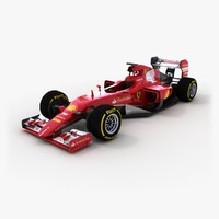ferrari sf15-t 3d 3ds