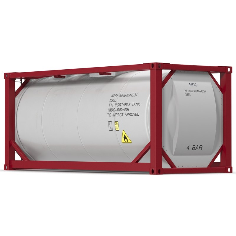 ISO Tank Container Generic
