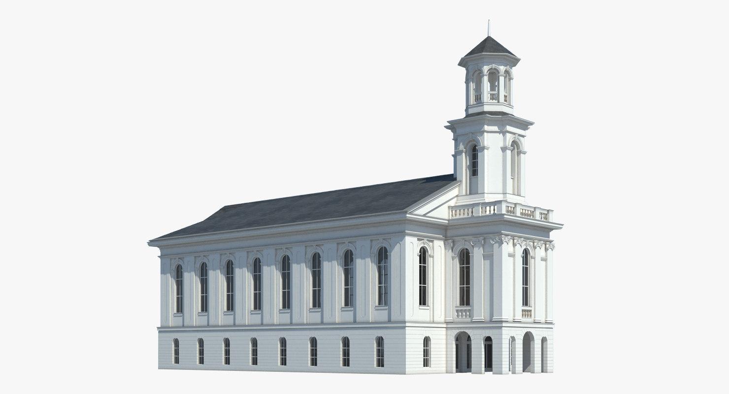 church realistic max