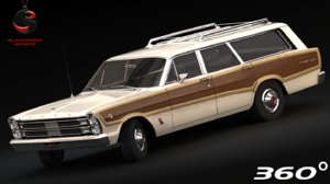 country squire 1966 max