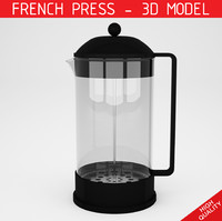 FRENCH PRESS - COFFEE PRESS