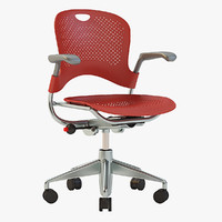 Detail Herman Miller Caper Multitask Chair