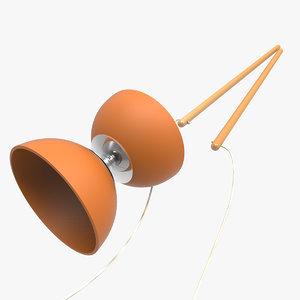 3d diabolo cord model