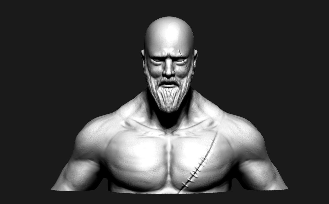 zbrush sculpting 3d 3ds