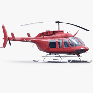 max bell 206l helicopter