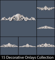 decorative onlay max