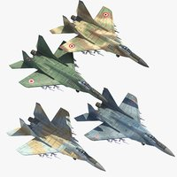 Mig29 Fulcrun Collection