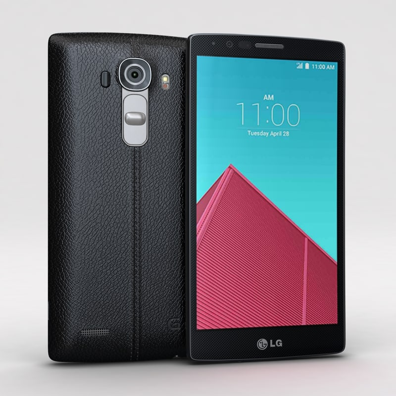 lg g4 dual leather black 3ds