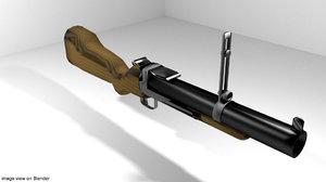blend grenade launcher m79