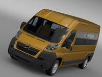 Citroen Relay Window Van L3H2 2006-2014