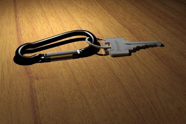 key max free