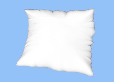 3d model pillow cushion
