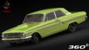 Ford Fairlane 3D models