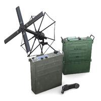 3d model military radios
