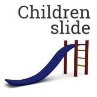 children slide c4d free