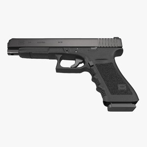 3d competition pistol glock 34