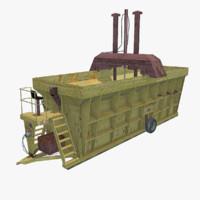 3d 3ds module builder