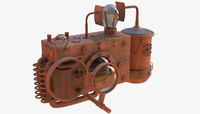 steampunk camera max