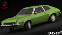 Ford pinto 3D models