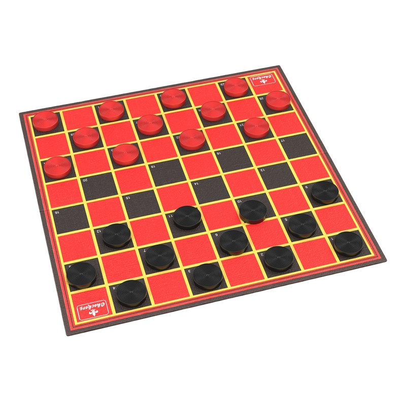 max checkers modeled realistic