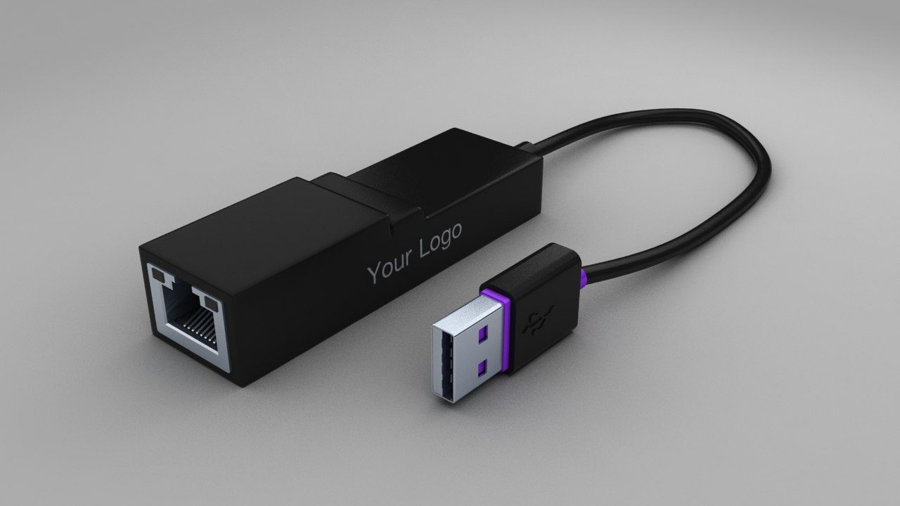 3ds max usb network adaptor