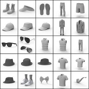 max caps hat sunglasses