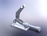 maya mechanical clamp