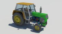 Ursus C-385 farm tractor