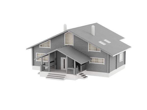 log house max free