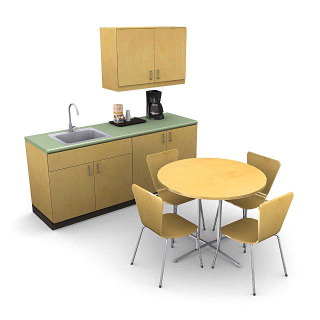 office break room max