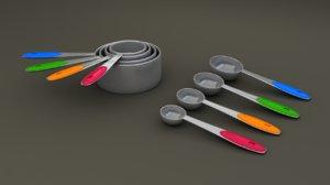 3d ladle sets