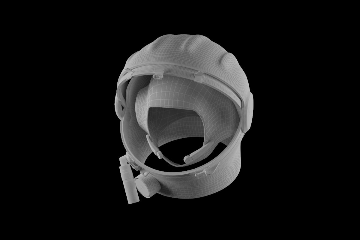 space helmet max free