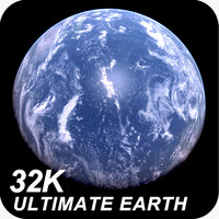 32K Ultimate Earth