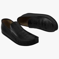 3d man shoes 7
