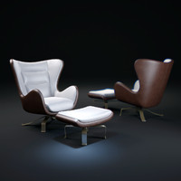 3d promemoria-butterfly-chair model