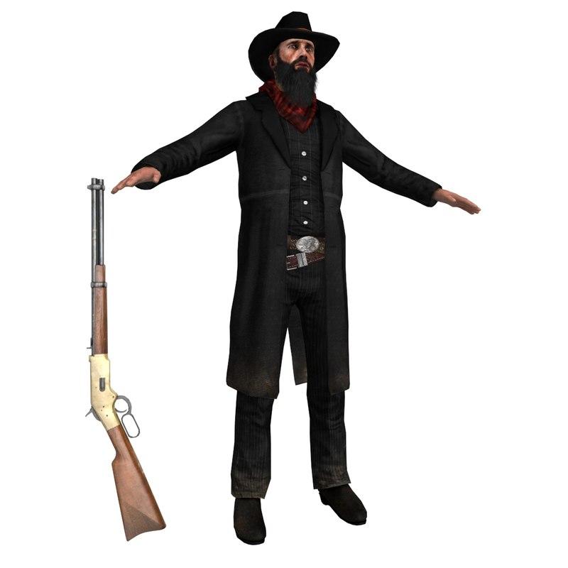 max cowboy belt revolver
