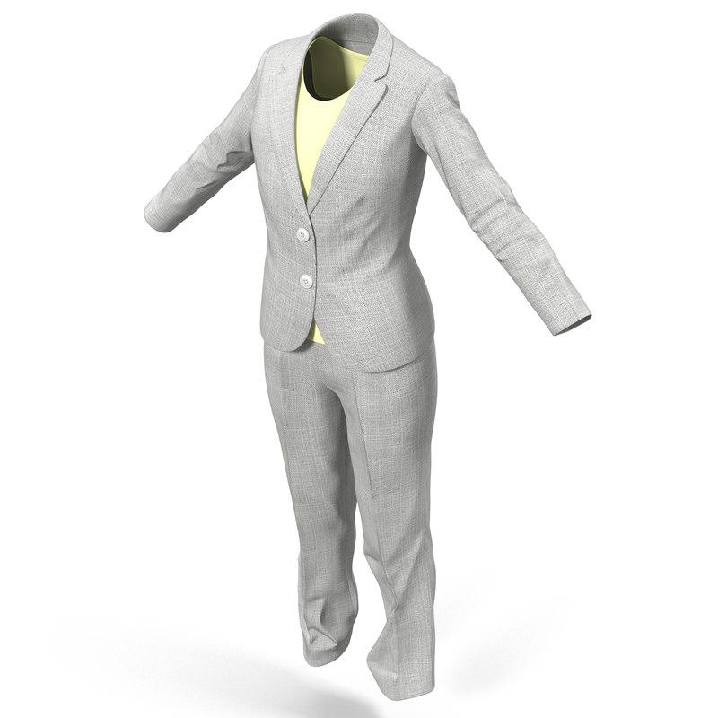 women workwear suit 2 obj