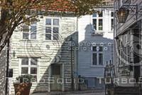 Side street in Bergen