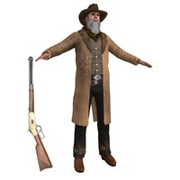 cowboy belt revolver ma