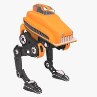 sci-fi walker max