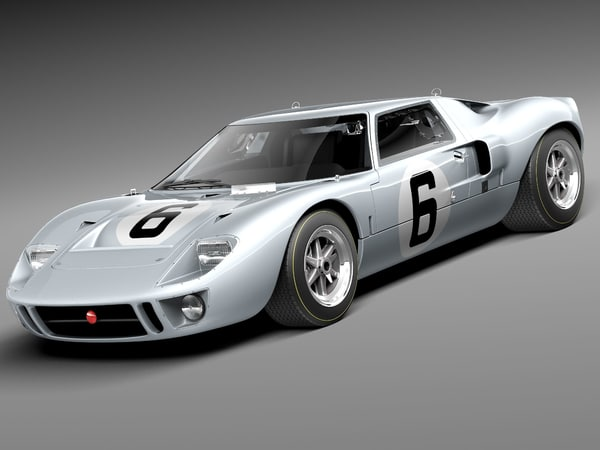 3ds max gt40 gt 40