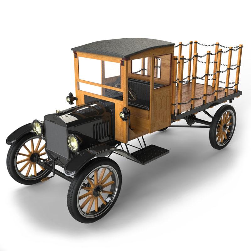 obj automobile t trucking tt