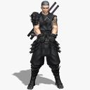 ninja 3D models